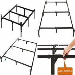 Amazon Basics 9-Leg Support Bed Frame - Strong Support for B
