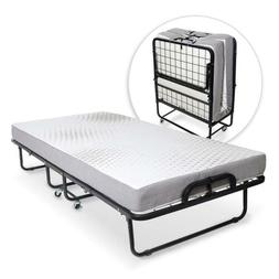 Milliard Diplomat Folding Bed – Cot Size - with Luxurious
