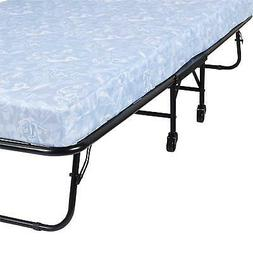 """DHP Folding Guest Bed with 5"""" Mattress GREENGUARD GOLD Certi"""