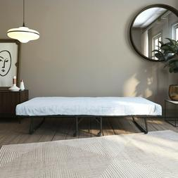 """DHP Folding Guest Bed with 5"""" Mattress made of 100% Polyeste"""