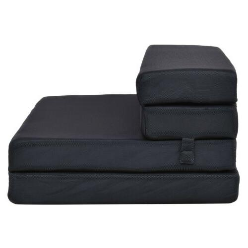 Queen Size -Fold Futon Bed Guest