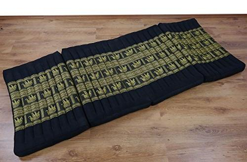 inches , natural Kapok filling, day bed, folding up foldable cushion,