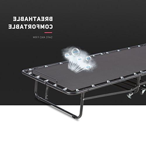 Mecor Mattress, Bed Adults Duty Frame Hideaway Bed