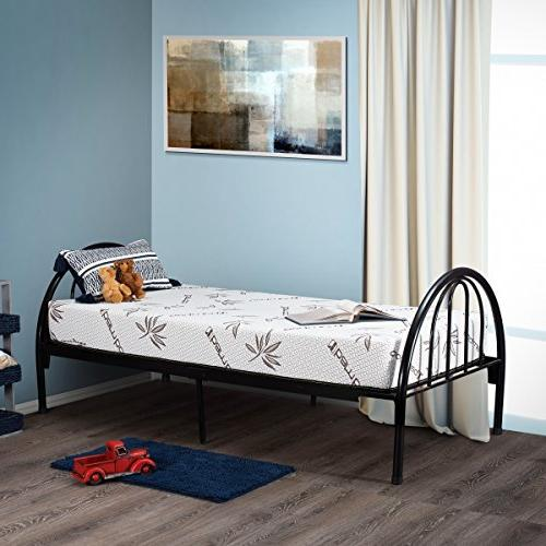 Customize Bed 6 Inch Gel Memory with Size for Day