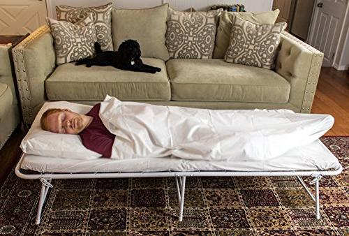 iBed-in-a-Box Bed Folding