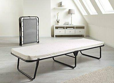 Jay-Be Folding Bed with Black/White