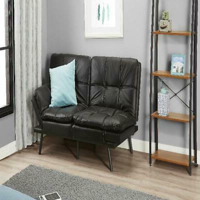 Memory Bed Foldable Loveseat Size
