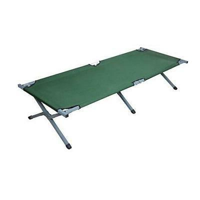 Portable Military Cot Sleeping Outdoor Camping Hiking