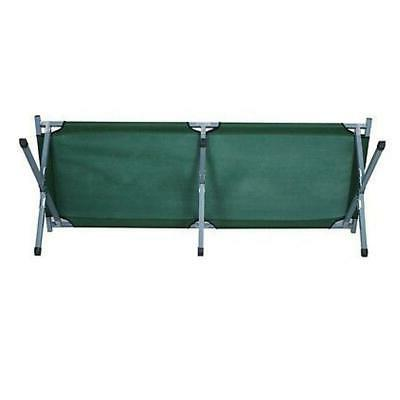 Portable Folding Bed Cot Sleeping Outdoor Hiking