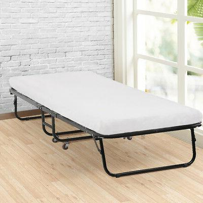 roll away folding guest bed