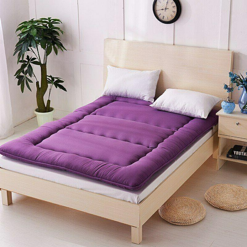 Slow Queen Mattress Thickened Carpet Economy Doubt