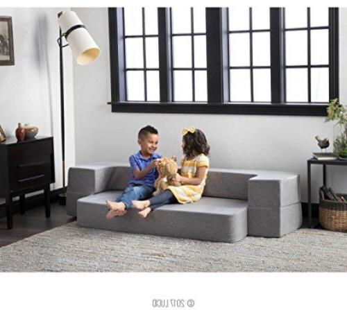 LUCID Twin Size Sofa Guest Bed Extra Cot New