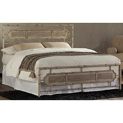 Laughlin Snap Bed with Naturalistic Wooden Inspired Panels a