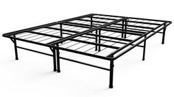 Night Therapy Metal Bed Frame SmartBase Platform Foundation