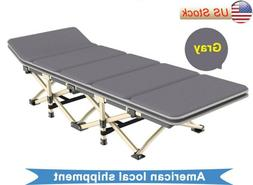 Portable Fold up Guest Single Foldable Folding Bed Recliner