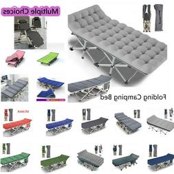 Portable Rollaway Bed Cot Folding Bed+Bag for Spare Bedroom/