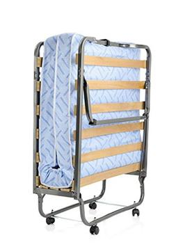 Milliard Super Strong Portable Folding Rollaway Bed - Made I
